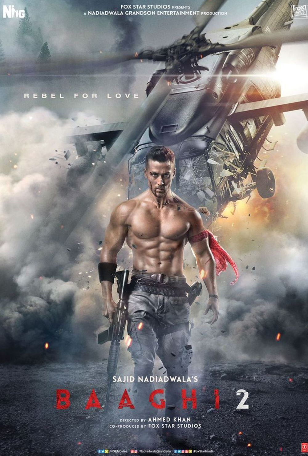 Baaghi 2 Movie Review Hindi Movie Review