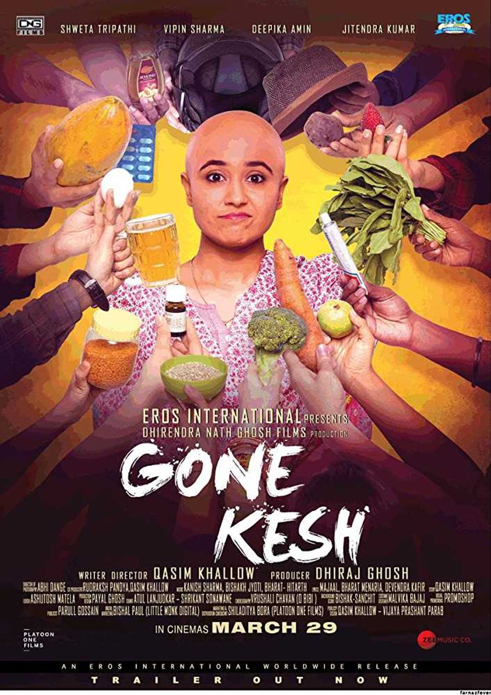 Gone Kesh Movie Review