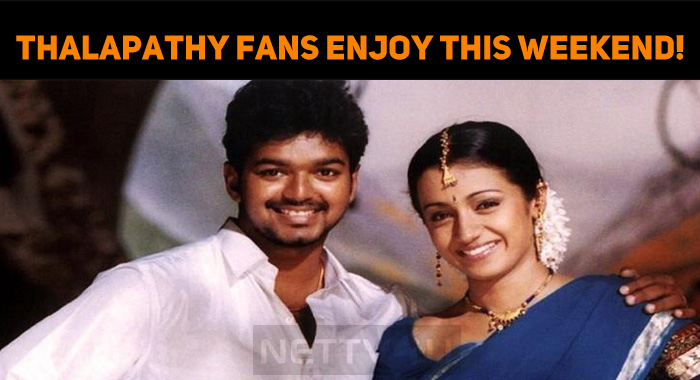 Thalapathy Fans Are Enjoying This Weekend!