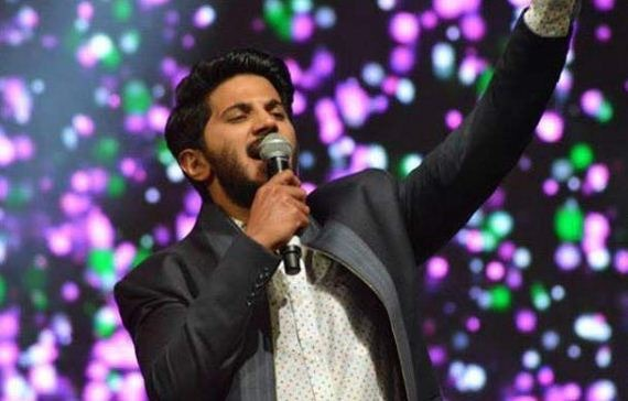 Dulquer's Sweet Voice In Comrade In America!