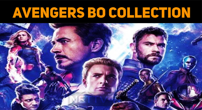 Unstoppable Avengers Box Office Collection!