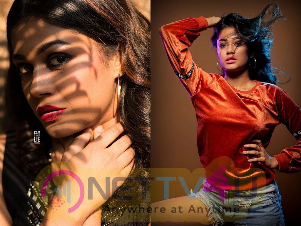 Actress Paayal Radhakrishna Lovely Pics