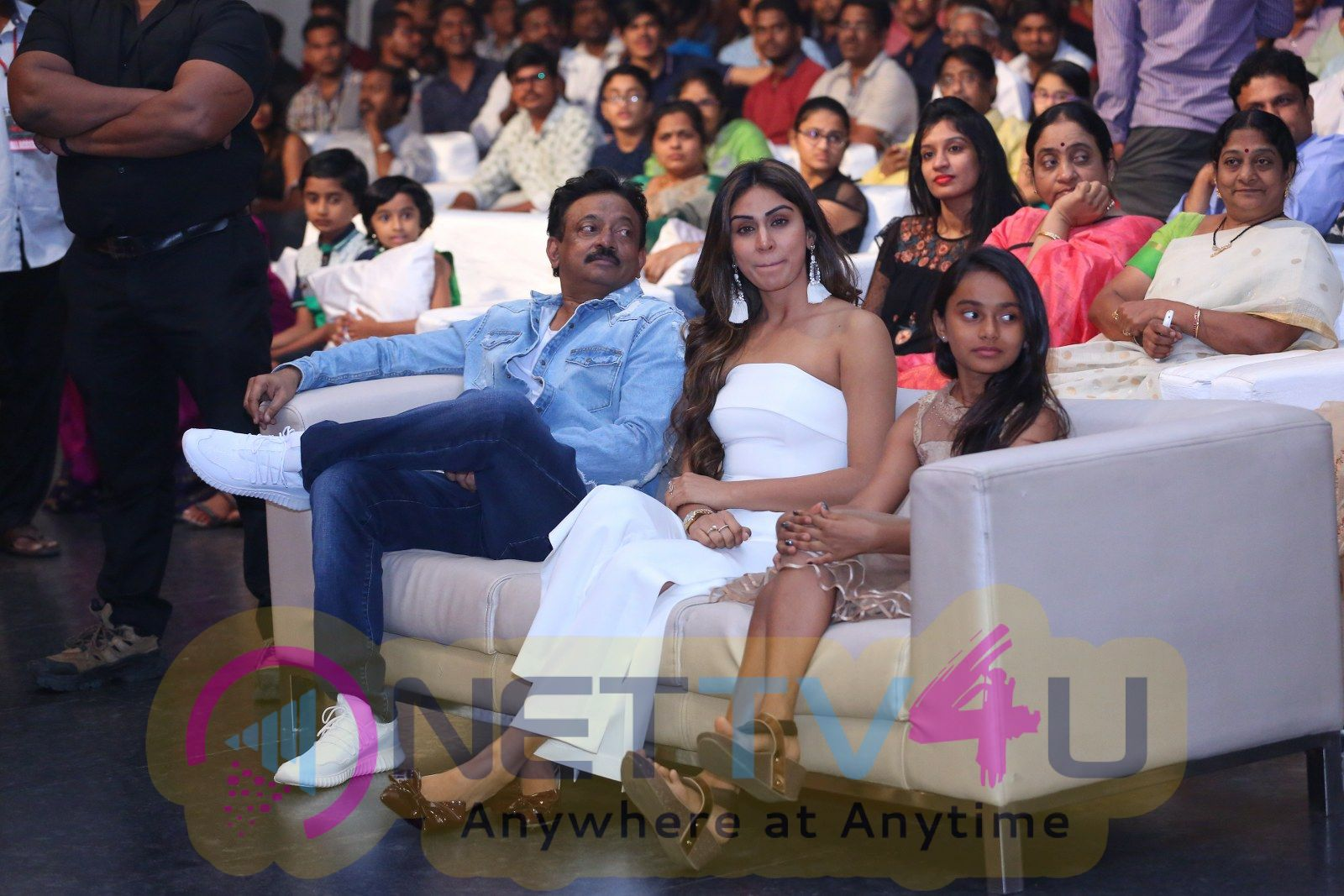 Officer Movie Pre Release Event Images Telugu Gallery