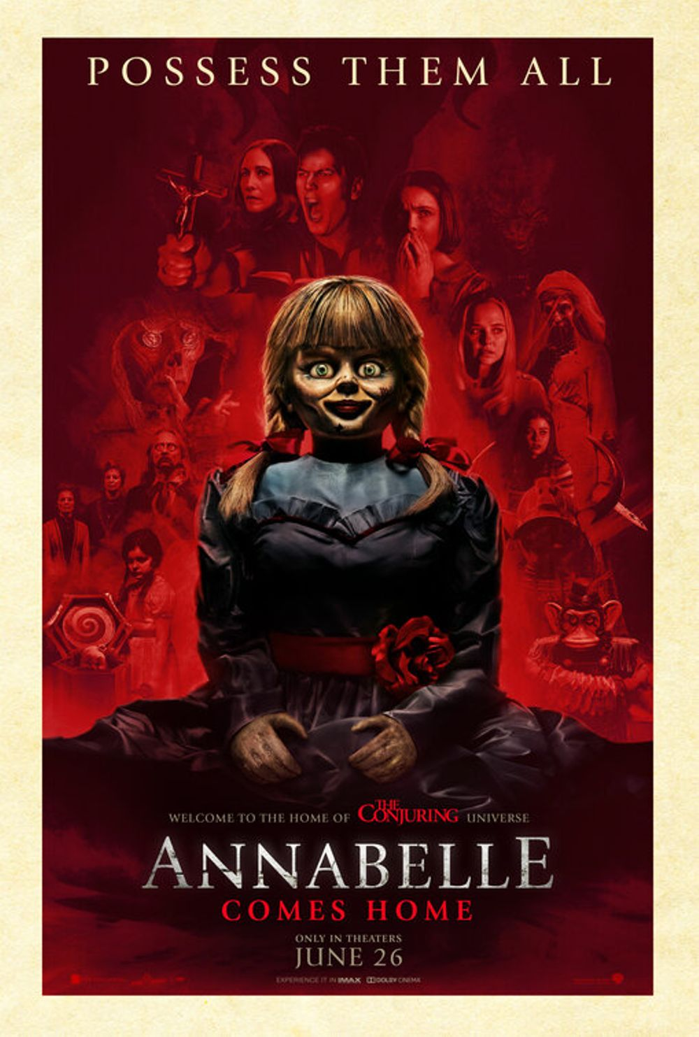 Annabelle Comes Home Movie Review English Movie Review