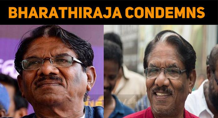 Bharathiraja Shocked On Theater Owners' Associa..