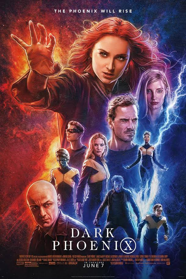 X-Men: Dark Phoenix Movie Review English Movie Review