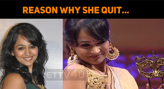 This Is The Reason Why The Child Actress Quit T..