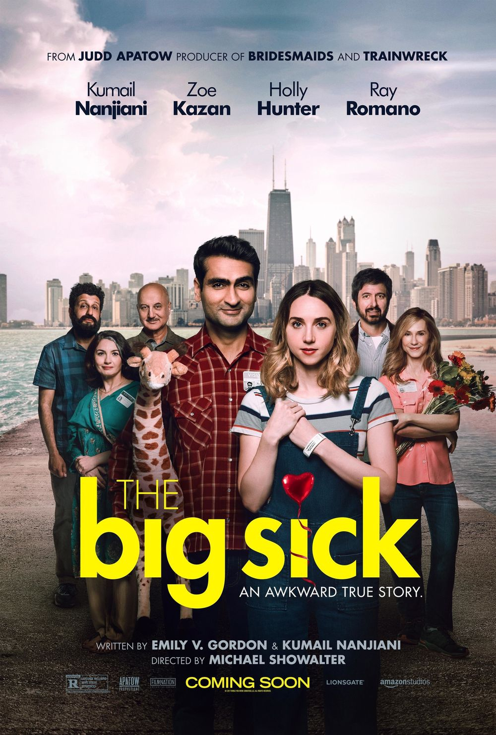 The Big Sick Movie Review English Movie Review