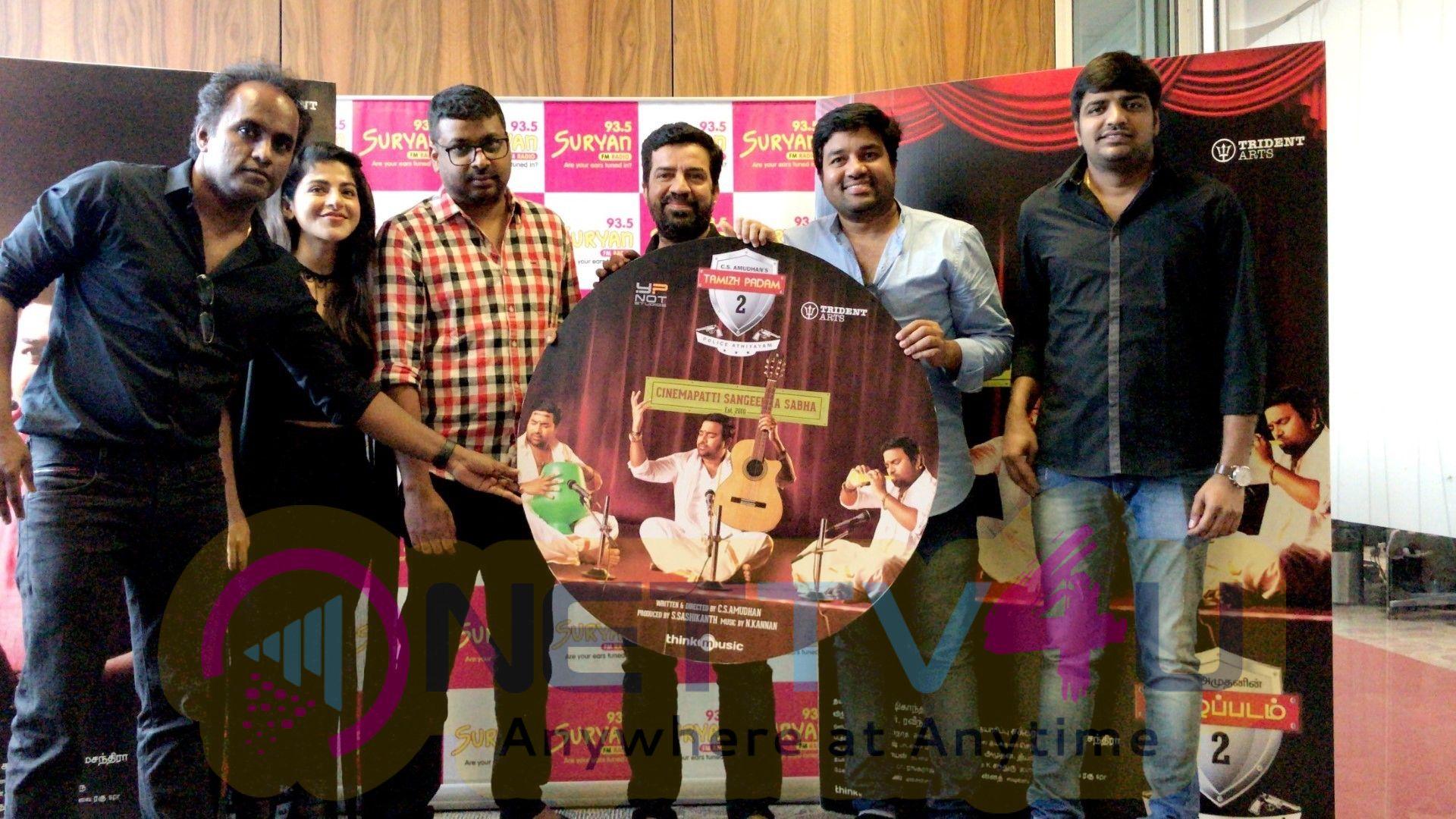 Tamil Padam 2 Audio Launch Stills