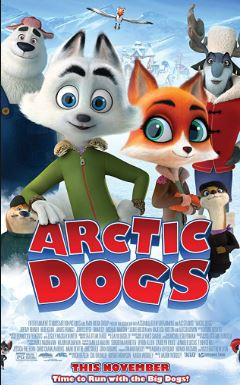 Arctic Dogs Movie Review