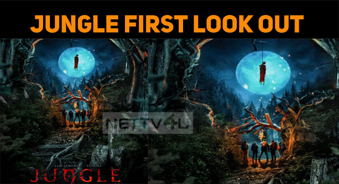 Jungle First Look Out!