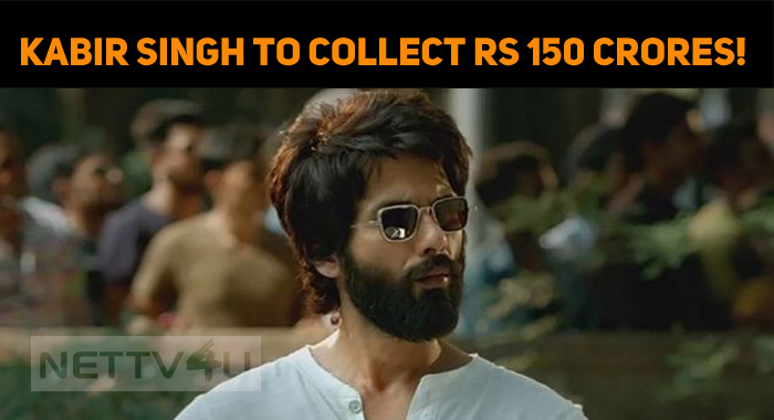 Kabir Singh Marches Towards Rs 150 Crores!