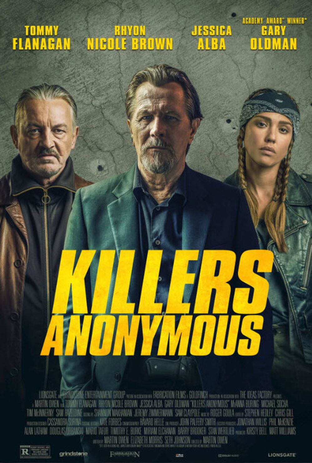 Killers Anonymous Movie Review