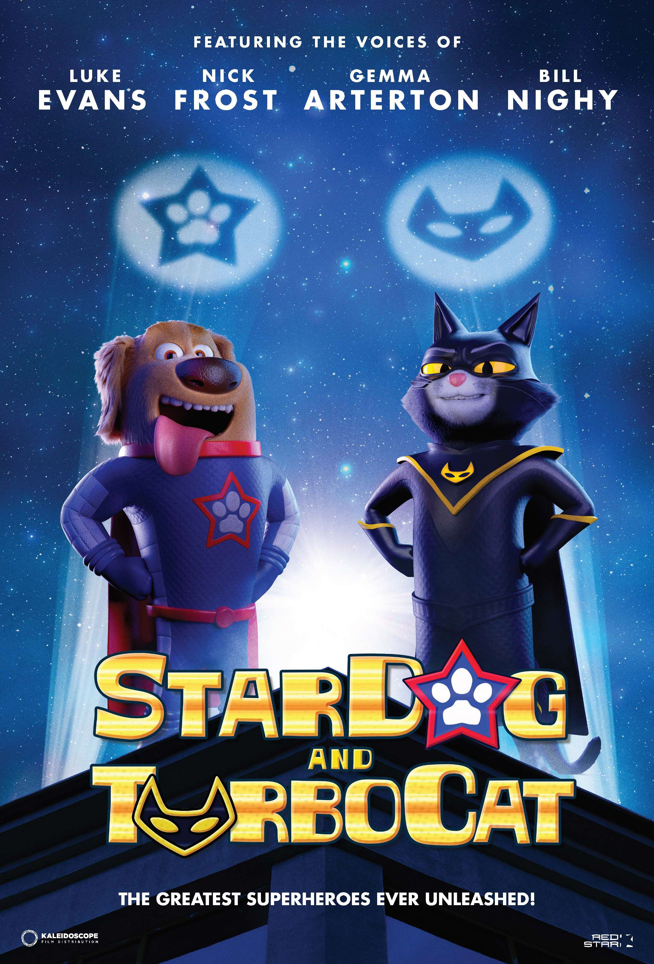 StarDog And TurboCat Movie Review