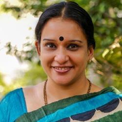 Parvathi T. Malayalam Actress