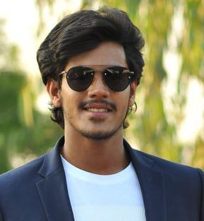 Meghamsh Srihari Telugu Actor