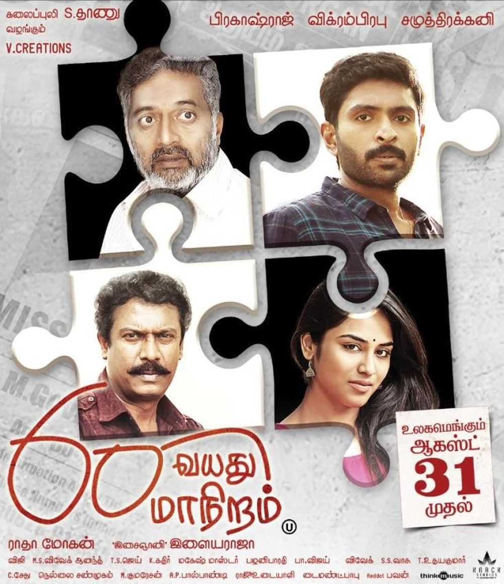60 Vayathu Maaniram Movie Review Tamil Movie Review