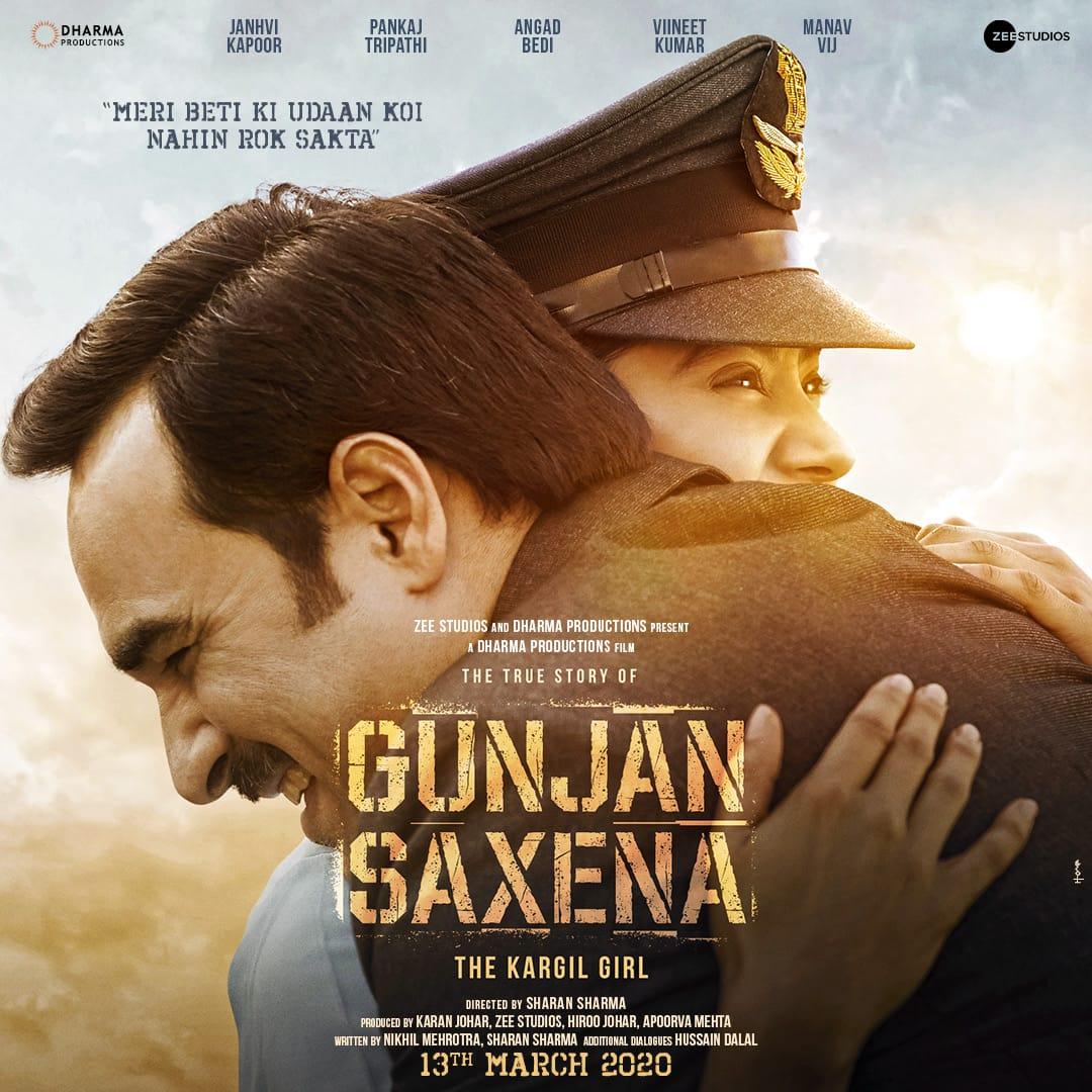 Gunjan Saxena Movie Review 2020 Rating Cast Crew With Synopsis