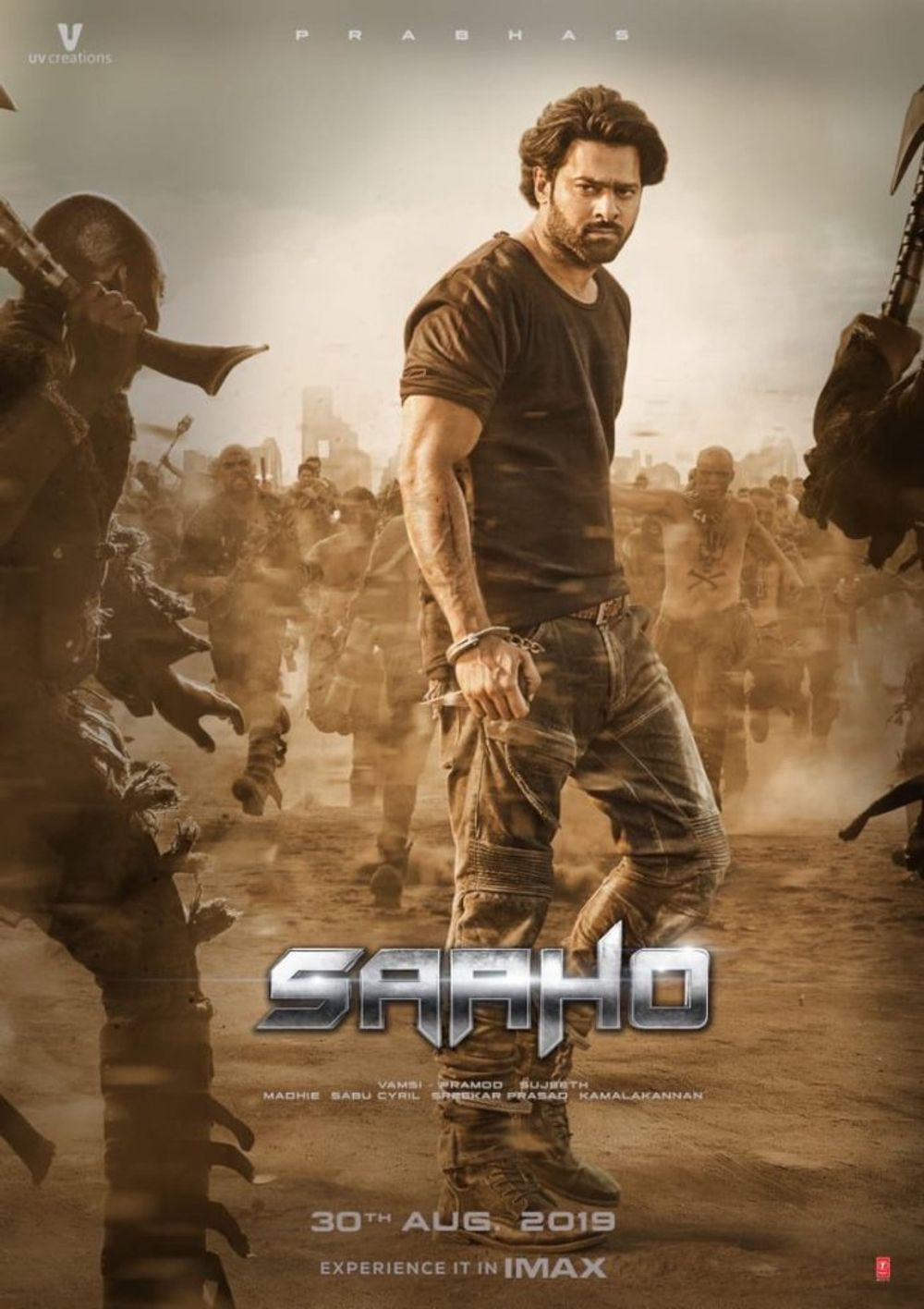 Sahoo aka Saaho Movie Review