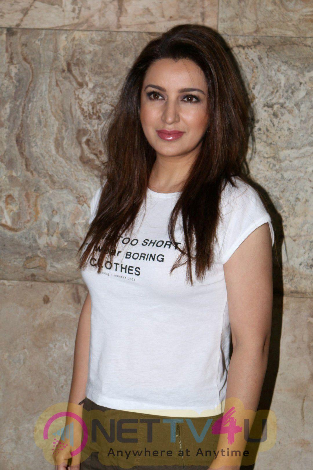 Special Screening Of 'Chutney' With Tisca Chopra, Adil Hussain & Rasika Dugal Stylish Pics Hindi Gallery