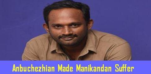 Anbuchezhian Is The Reason For Kaaka Muttai Director's Present Condition!