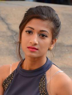 Actress Geethika
