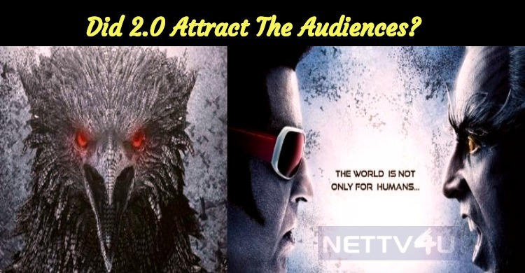 Did 2.0 Attract The Audiences?