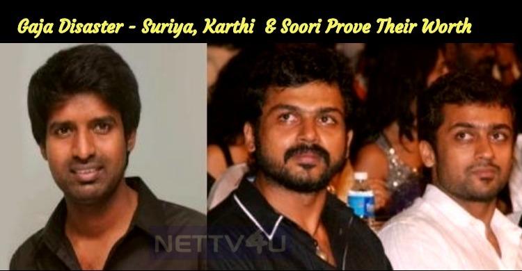 Gaja Disaster - Suriya And Karthi Fans Prove Th..