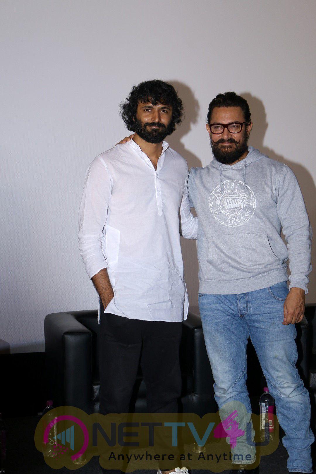 Aamir Khan Launch New Film Trailer Of Secret Super Star Photos