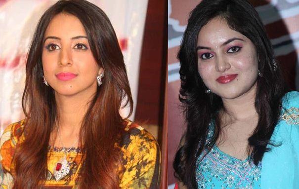 Sanjjanaa Slams Amrutha Rao!