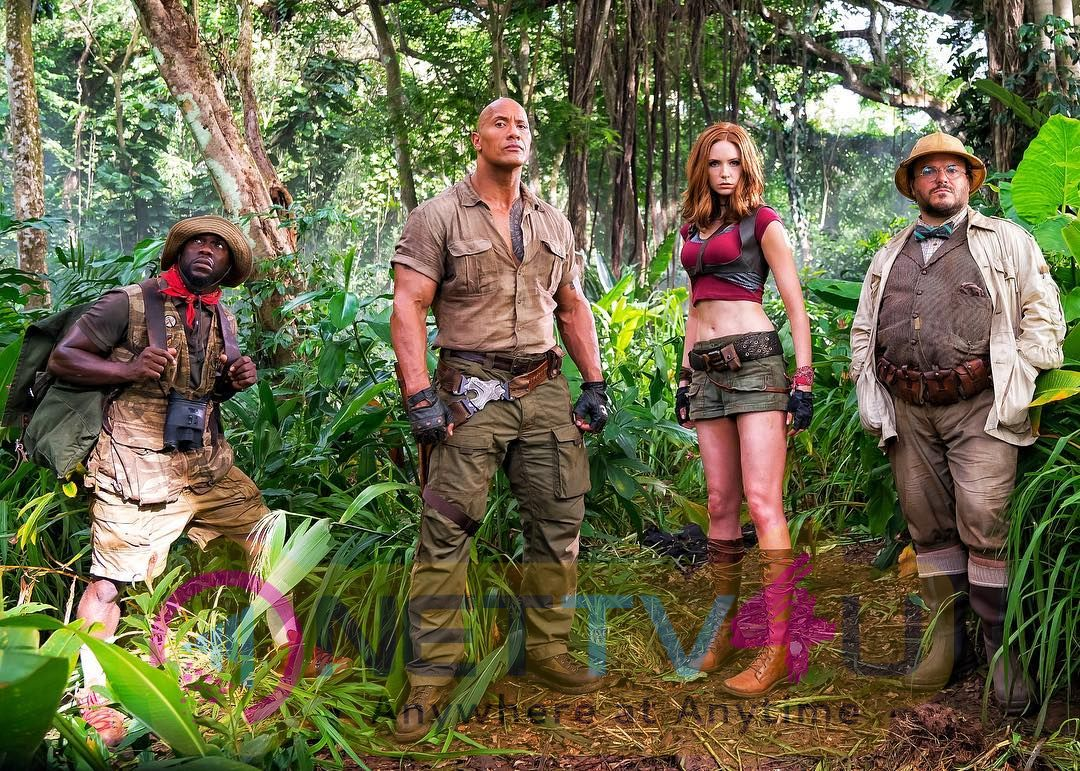 Jumanji Welcome To The Jungle Movie Images