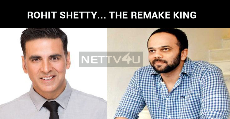 Rohit Shetty... The Remake King Gets Ready For His Next!