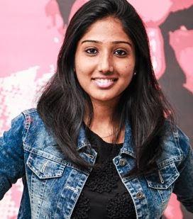 Tik Tok Deepika Tamil Actress