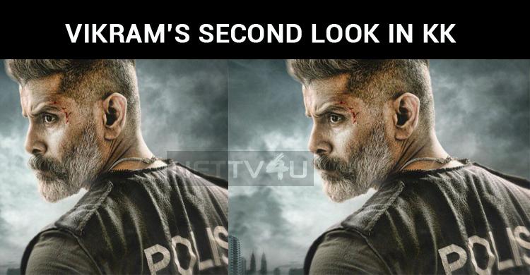 Vikram's Second Look In Kadaram Kondan Is Out!