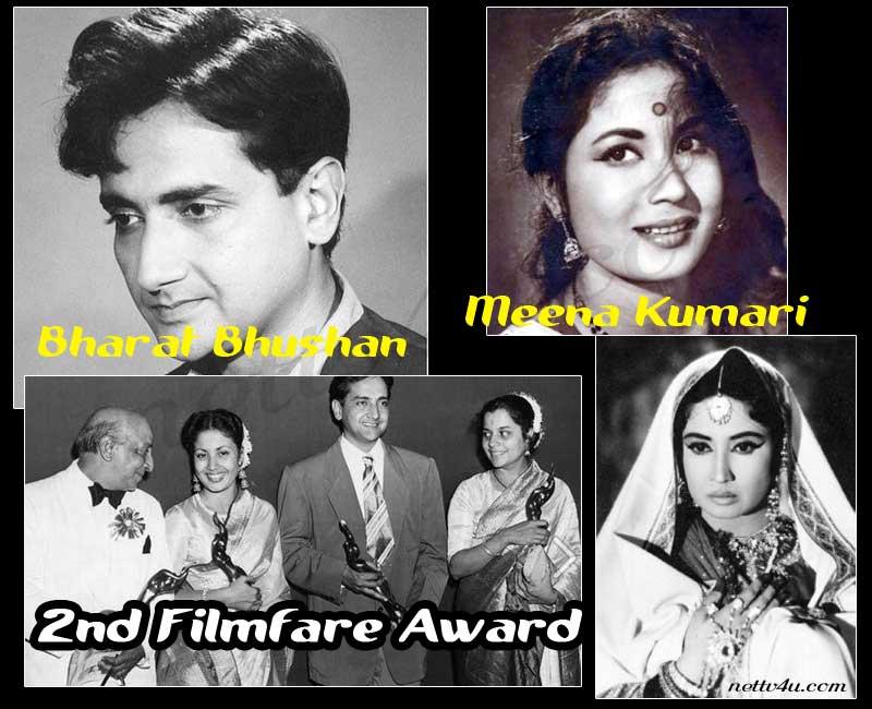 2nd Filmfare Award