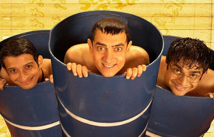 3 Idiots Trio To Join Again?