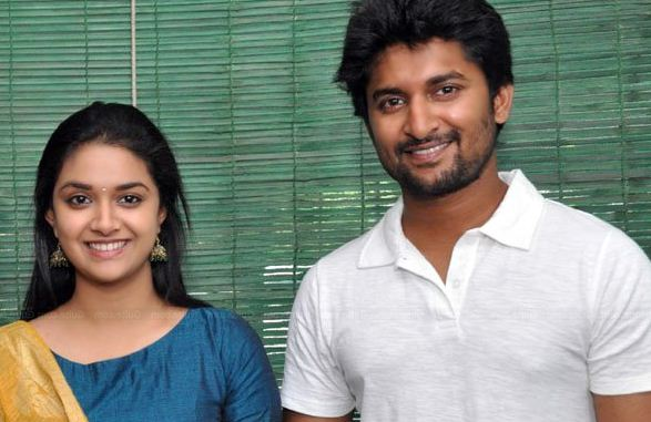 Keerthy Suresh Is The Reason For Nani's Delay!