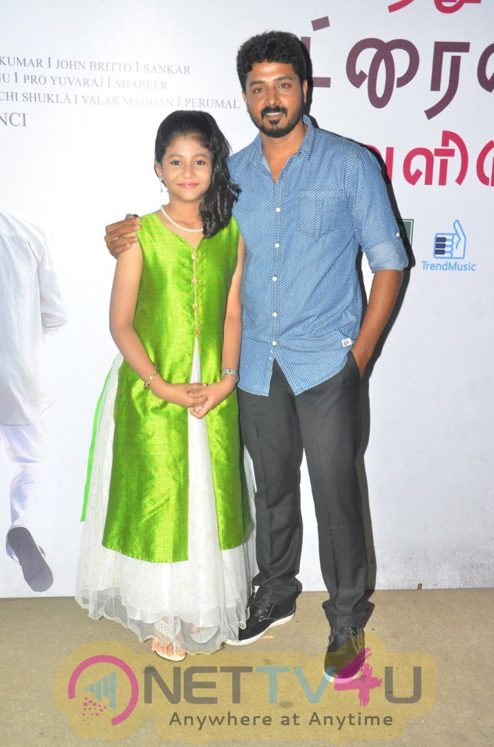 Nisabdham Movie Audio And Trailer Launch Photos