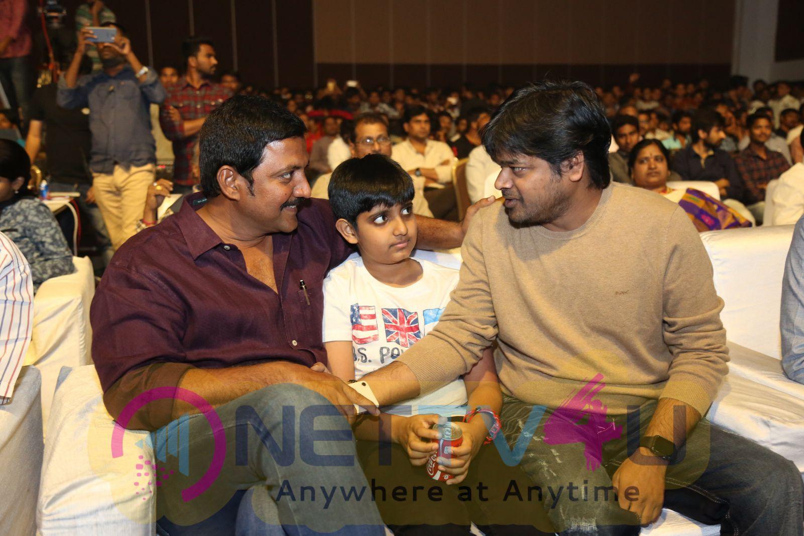 Touch Chesi Chudu Movie Press Meet Images  Telugu Gallery