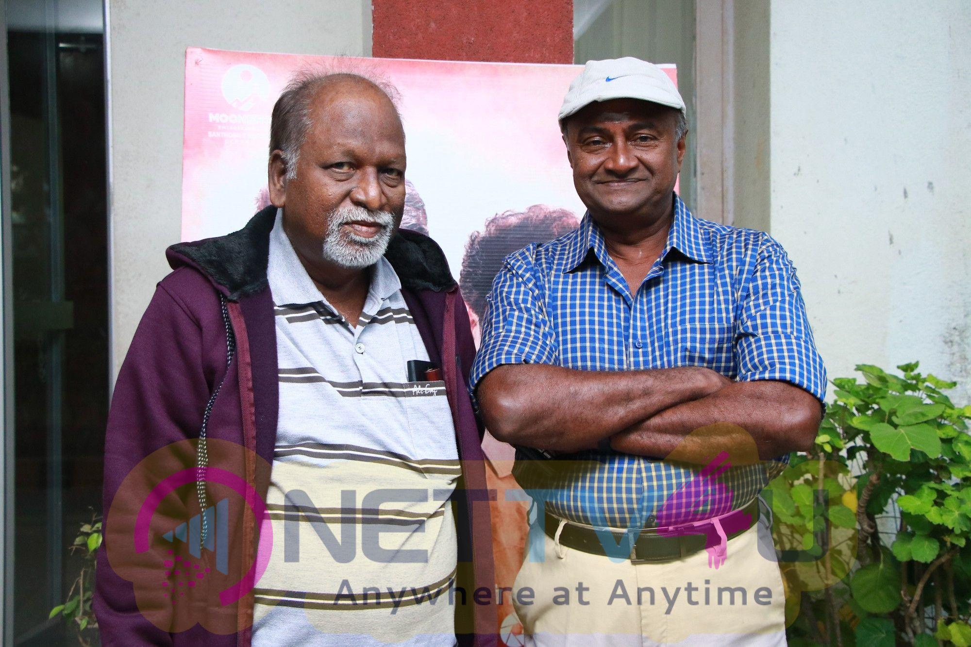 Nimir Movie Press Meet Event Stills