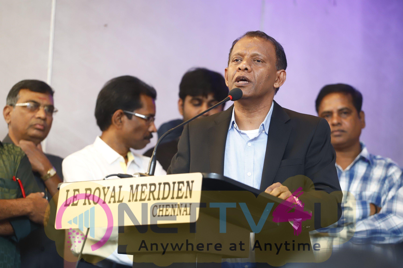 Vairamuthu Donates 5 Lakhs To Harvard University Tamil Seat Event Photos