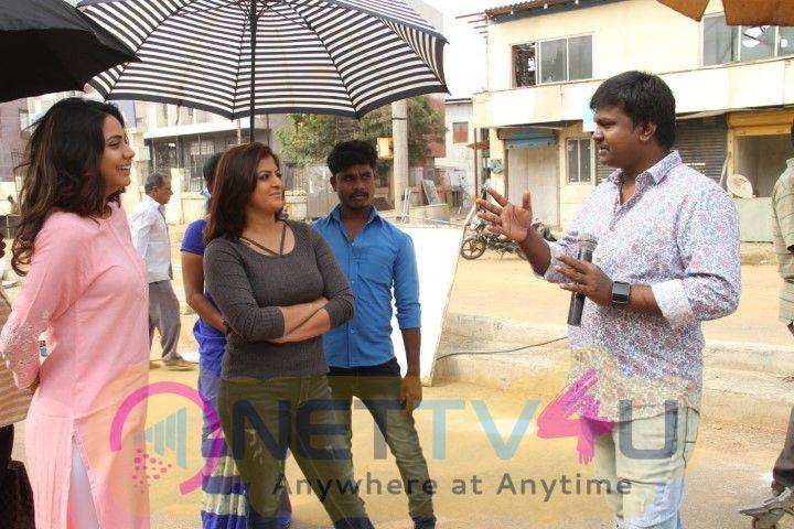 Kannitheevu Movie Working Stills Tamil Gallery