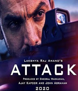 Attack - Hindi Movie Review