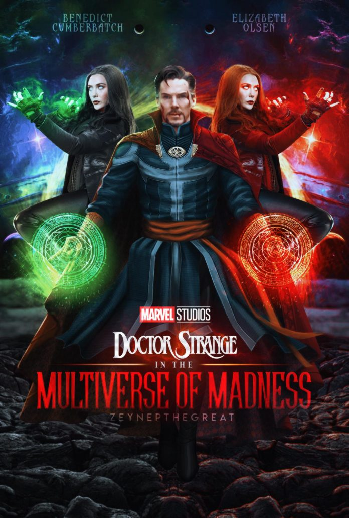 Doctor Strange In The Multiverse Of Madness Movie Review