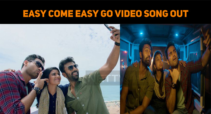 Easy Come Easy Go Video From Vaanam Kottattum Is Out Now!