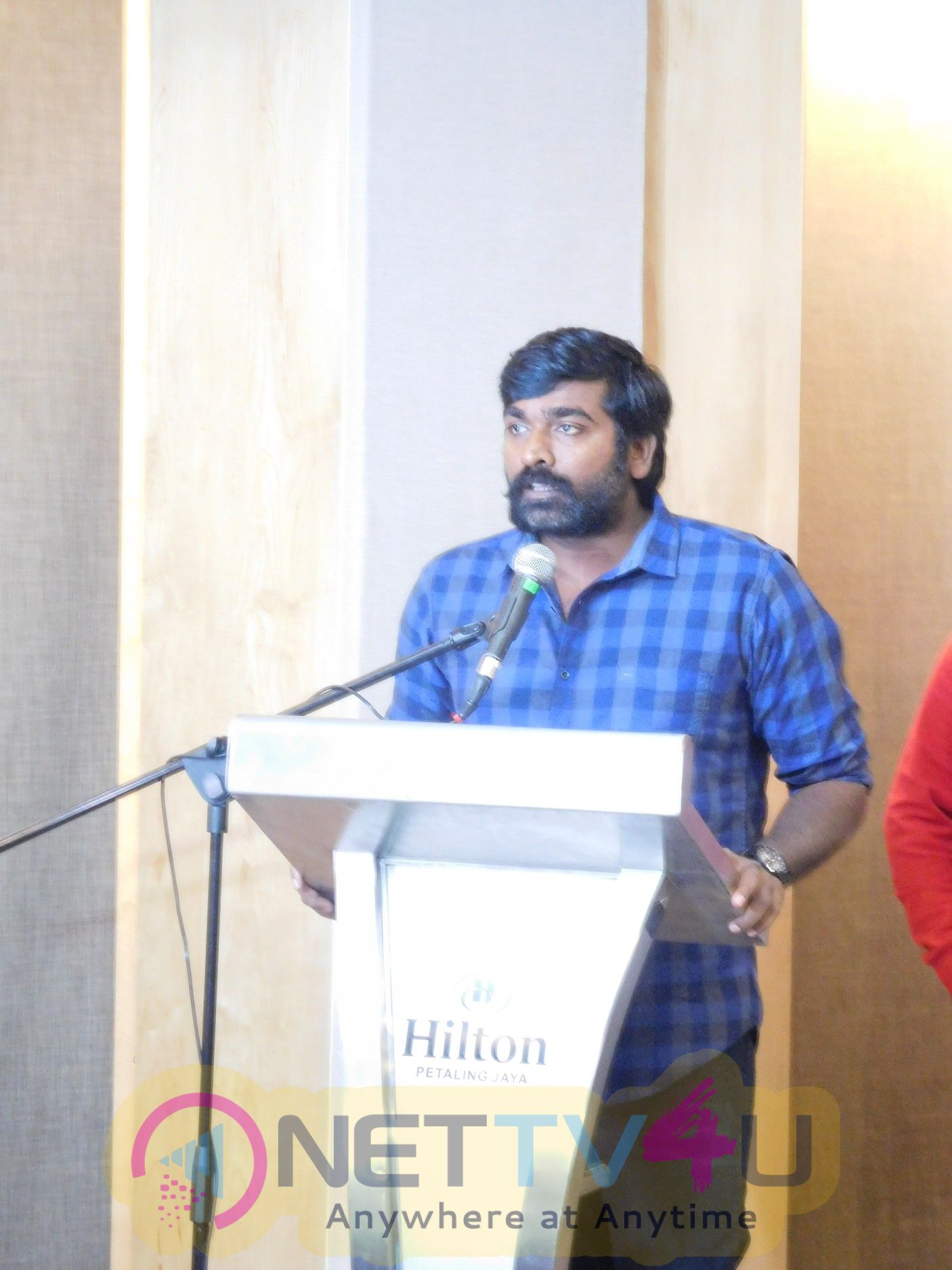 Kavan Tamil Movie Malaysia Press Meet Photos