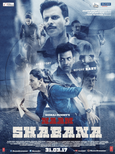 Naam Shabana Movie Review Hindi Movie Review