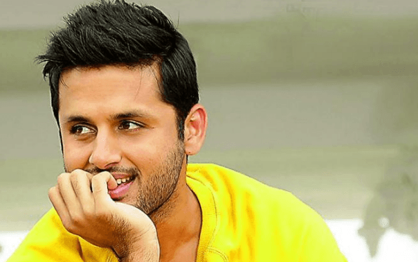 Nithiin's Movie - First Look Revealed
