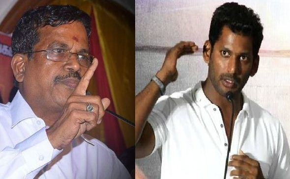 Producers Join Together To Defeat Vishal!