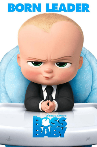 The Boss Baby Movie Review English Movie Review